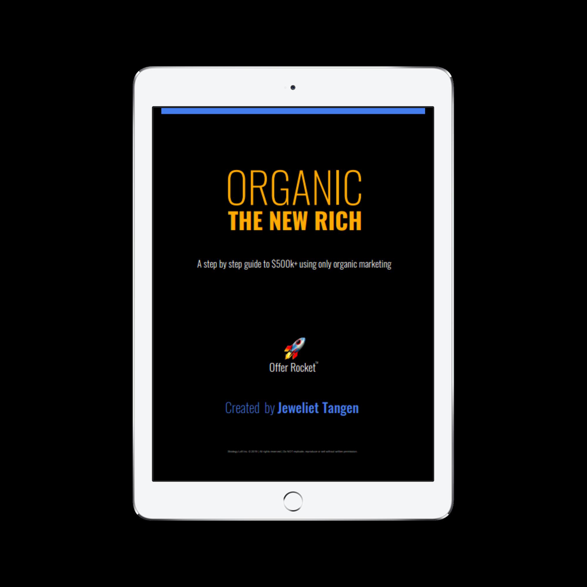 ORGANIC MARKETING 2.0 Download