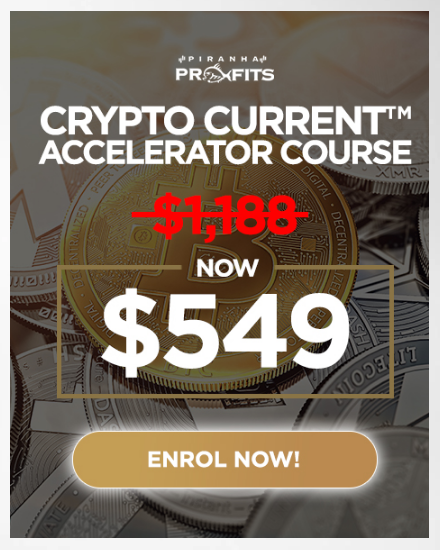 Piranha Profits - Cryptocurrency Trading Course - Crypto Current Download