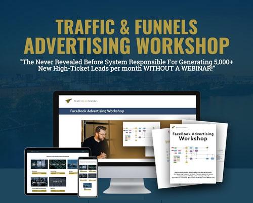 Traffic and Funnels Advertising Workshop Download