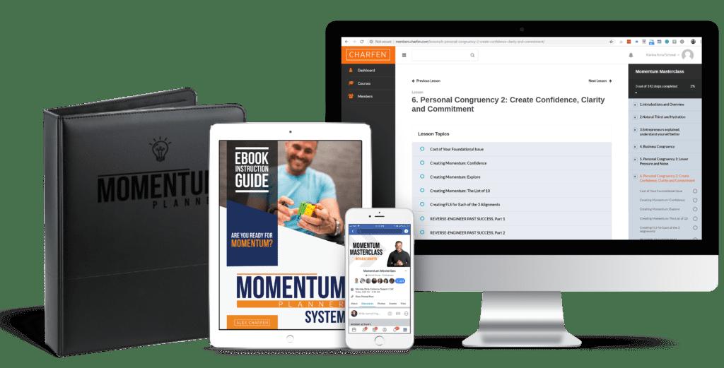 Alex Charfen – Momentum Masterclass 2019 Download