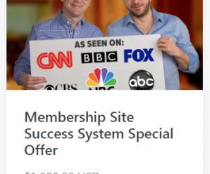 [SUPER HOT SHARE] Andrew Lock – Membership Site Success System Download