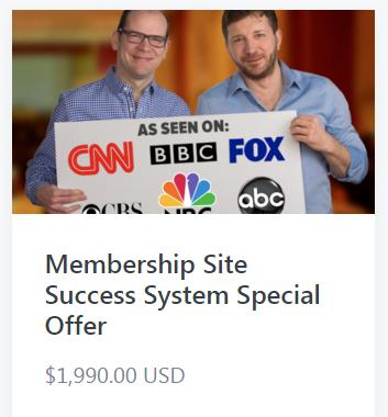 Andrew Lock – Membership Site Success System Download