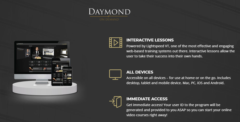 [SUPER HOT SHARE] Daymond John – Daymond on Demand Download