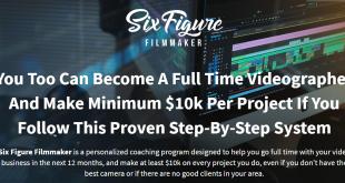 Eric Thayne – Six Figure Filmmaker Download
