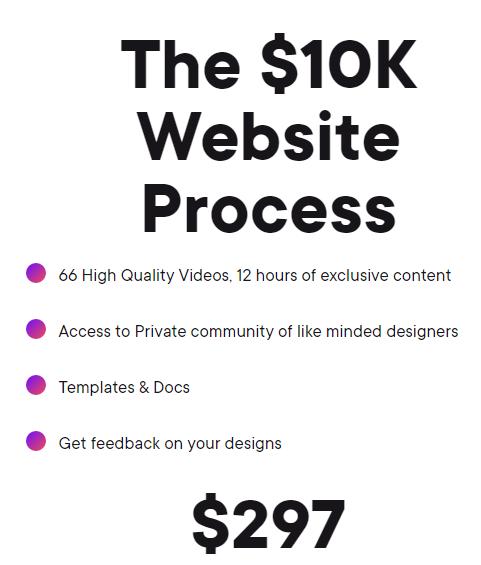 Flux Academy - The $10k Website Process Download