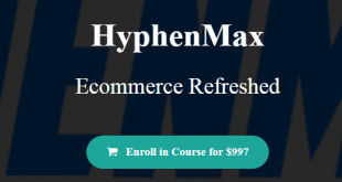 Hyphenmax – Invisible Drop Shipping 2019 [Ecommerce Refreshed] Download