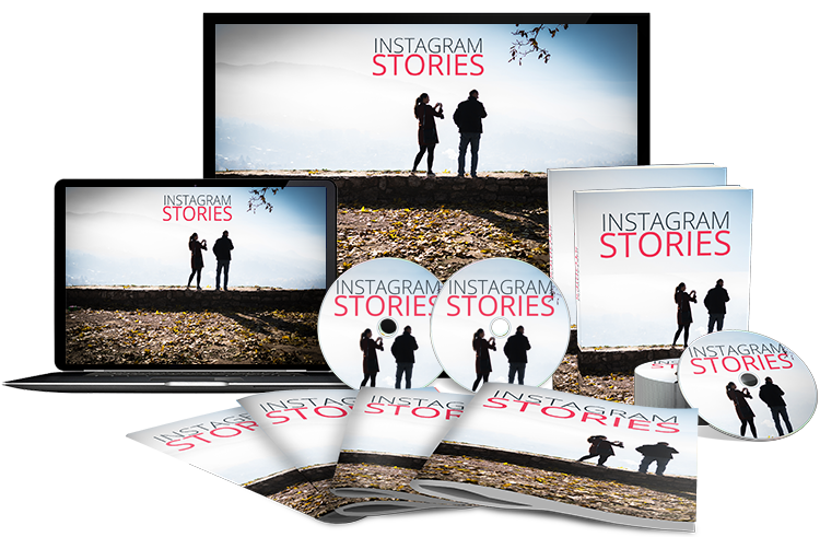 Instagram Stories sales funnel PLR Download