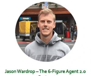 [SUPER HOT SHARE] Jason Wardrop – The 6-Figure Agent 2.0 System Download