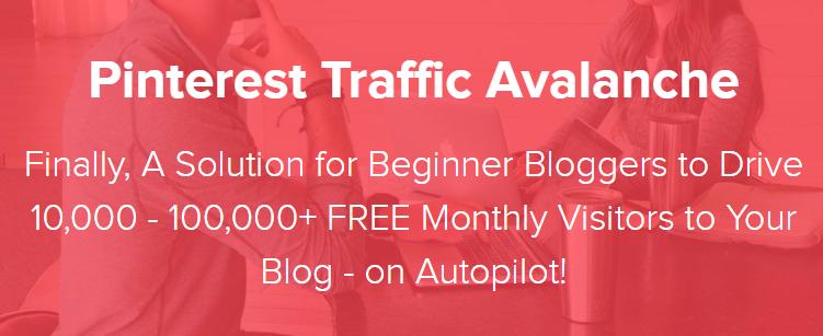 Lauren McManus & Alex Nerney – Pinterest Traffic Avalanche 2019 Download