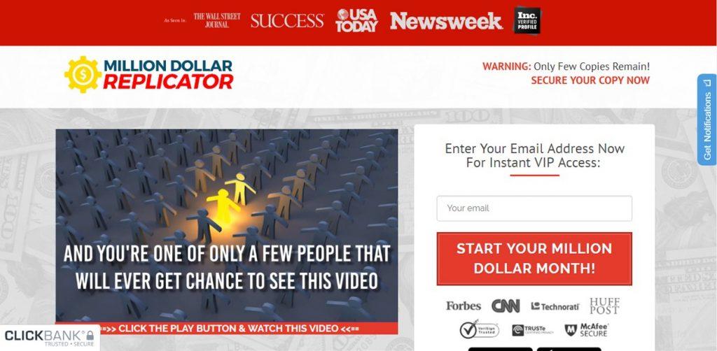 Million Dollar Replicator + Upgrades Download