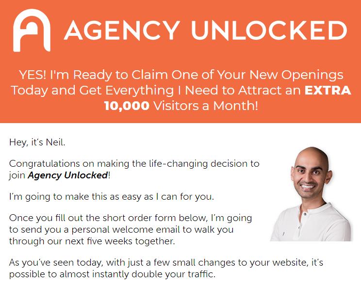 Neil Patel – Agency Unlocked Download