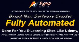 RapidProfixPro by Jason Fulton and Mosh Bari Download