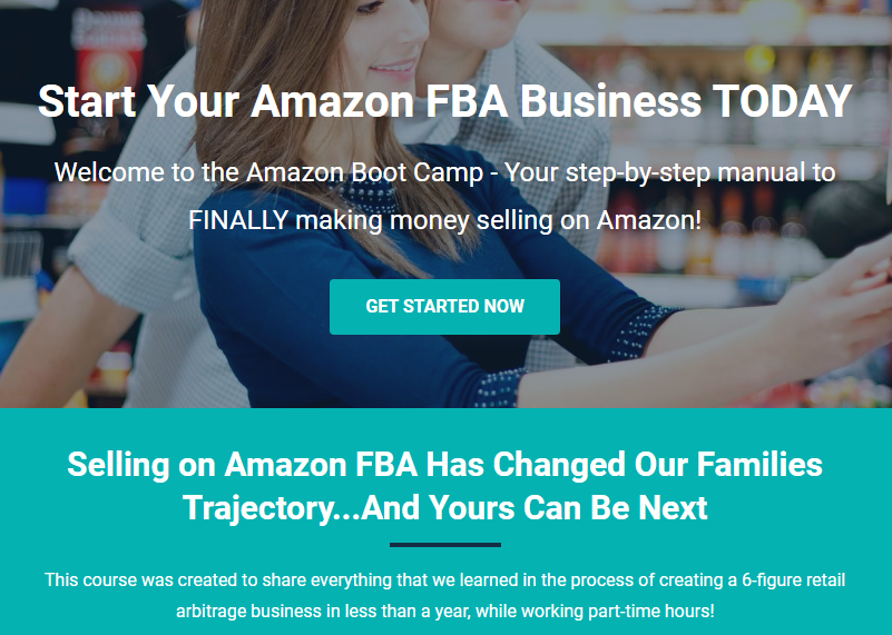 The Selling Family – Amazon Boot Camp V4.0 Download