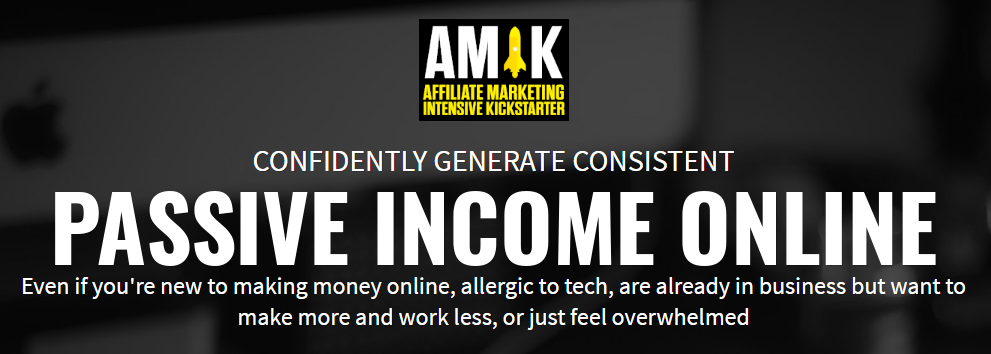 Tiz Gambacorta – Amik Affiliate Marketing Intensive Kickstarter Download