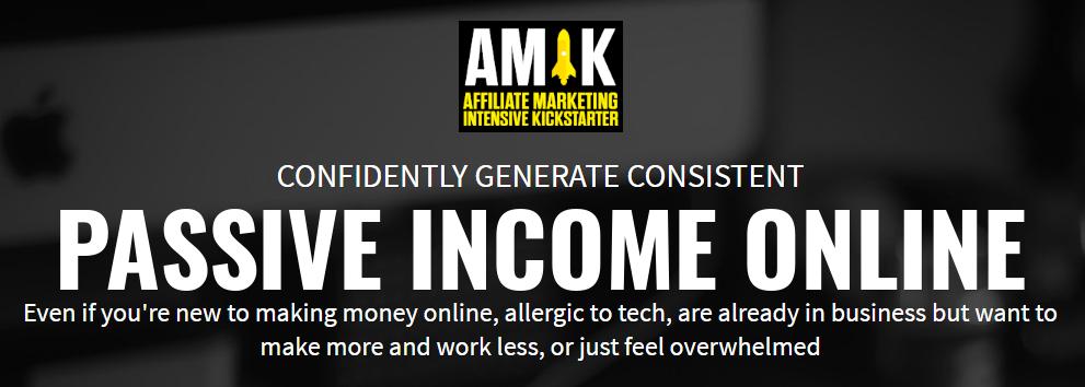 [SUPER HOT SHARE] Tiz Gambacorta – Amik Affiliate Marketing Intensive Kickstarter Download