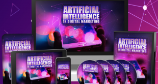 Artificial Intelligence In Digital Marketing PLR Download
