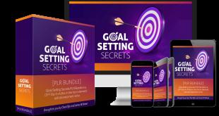 Goal Setting Secrets PLR Bundle Download