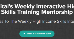 Jason Capital – High-Income Weekly Skills Training Download