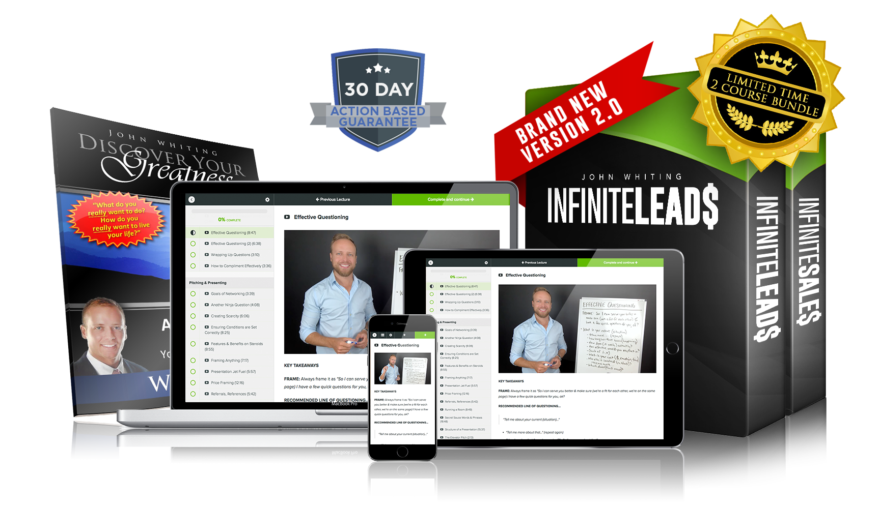 John Whiting – Infinite Leads 2.0 Download