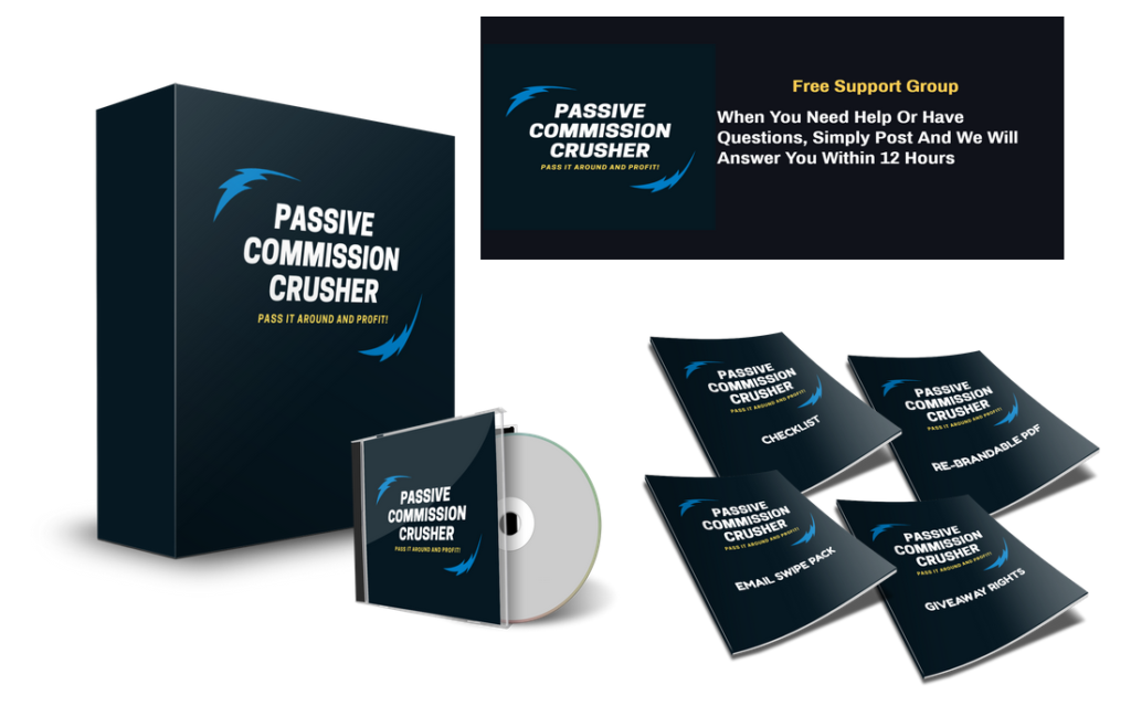 Passive Commission Crusher Download