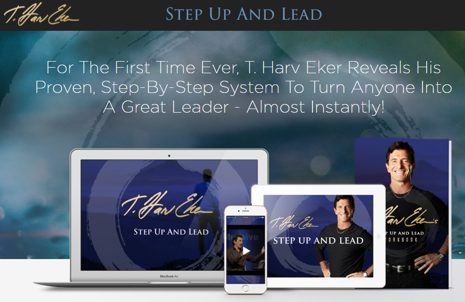 T. Harv Eker - Step Up and Lead 2019 (UP1) Download