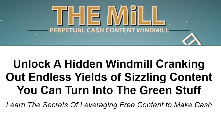 The Mill Download