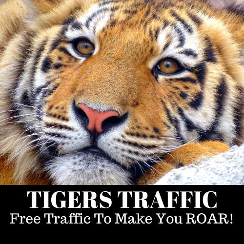 Tigers Traffic - 10 X FREE TRAFFIC METHODS TO MAKE YOU ROAR!!! Download