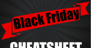 Ultimate Black Friday Cheatsheet for Marketers Download