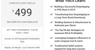 Vince Wang & Jordan Welch - eCom Accelerators Private Mastermind Replays Download
