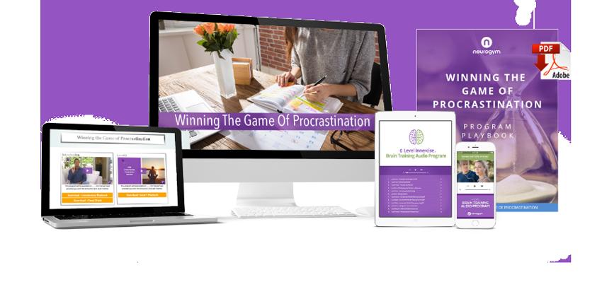 Winning the Game of Procrastination Download