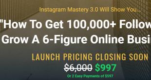 Ben Oberg – Millionaire Mafia Instagram Mastery 3.0 Download