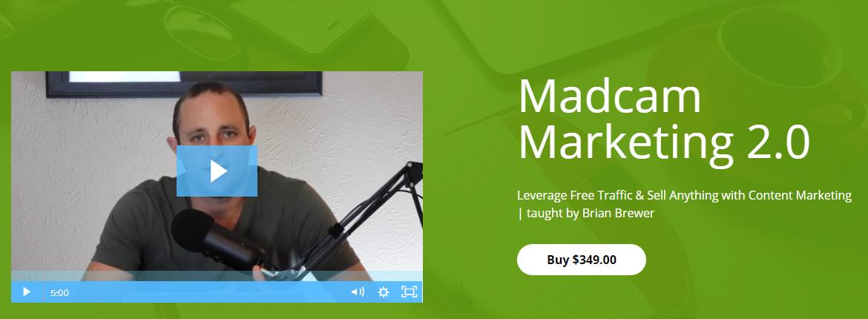 Brian Bewer – Madcam Marketing 2.0 Download