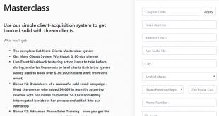 Chris Orzechowski – Get More Clients Masterclass Download