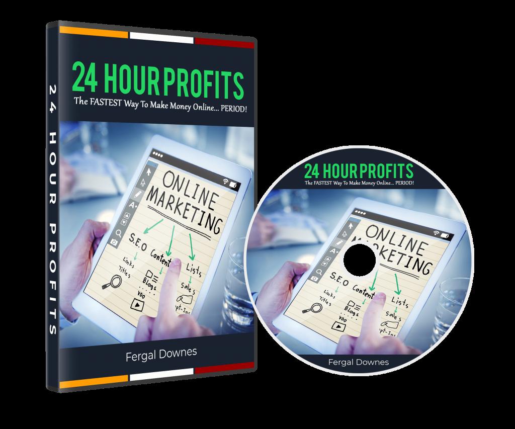 Fergal Downes - 24 Hour Profits Download