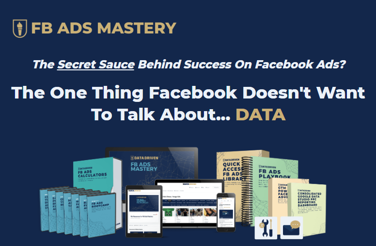 Jeff Sauer – FB Ads Complete Data Master Package Download