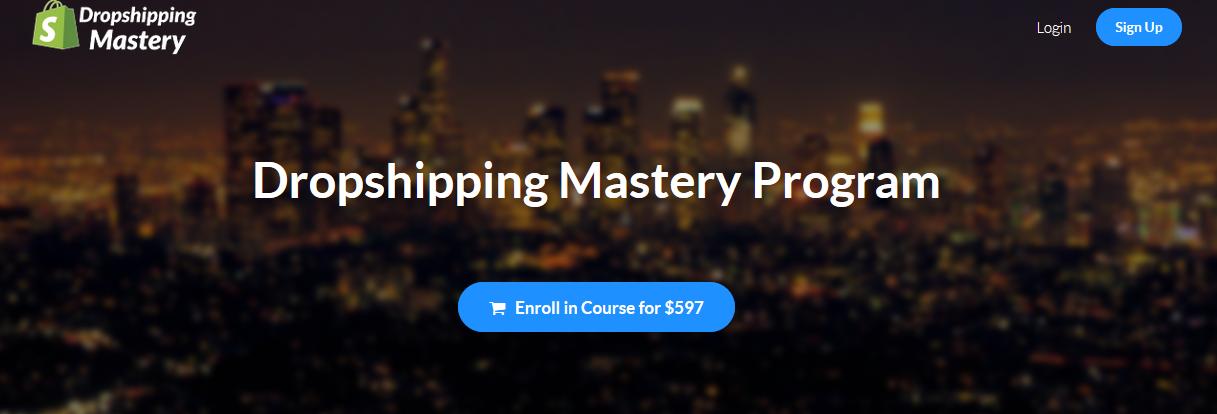 Justin Painter – Dropshipping Mastery Program 2019 Download