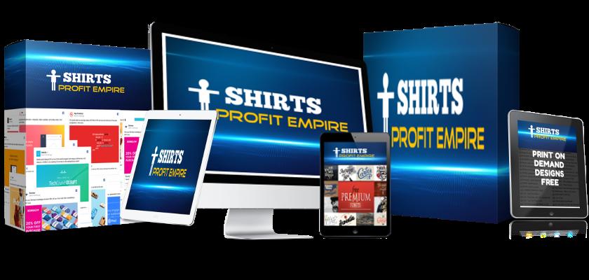 T-Shirt Profit Empire Download