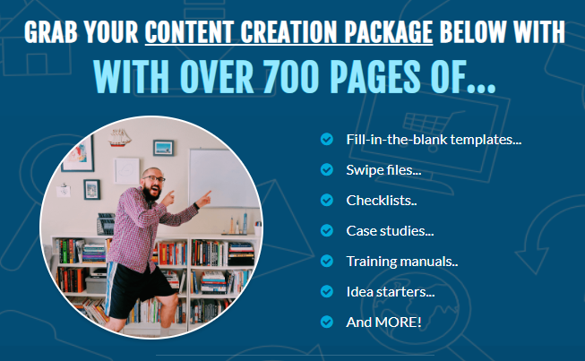 THE FREELANCERS Content and Copy Toolkit Download