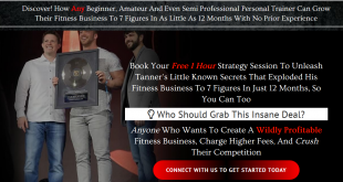 Tanner Chidester – Fitness CEO Download