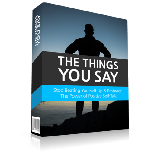 The Things You Say: Embrace Positive Self-Talk Download
