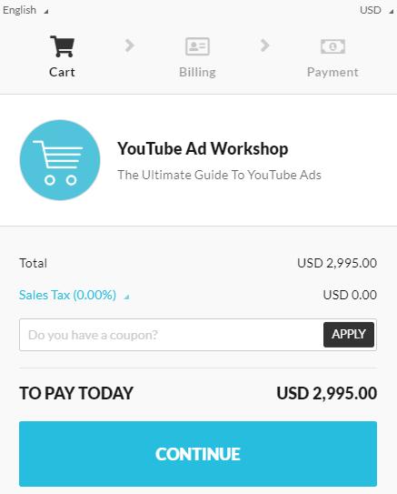 Tom Breeze – YouTube Ads Workshop Download