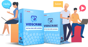VidScribe - Automatic transcription, translation, subtitling and redubbing (Voice-over) software Download