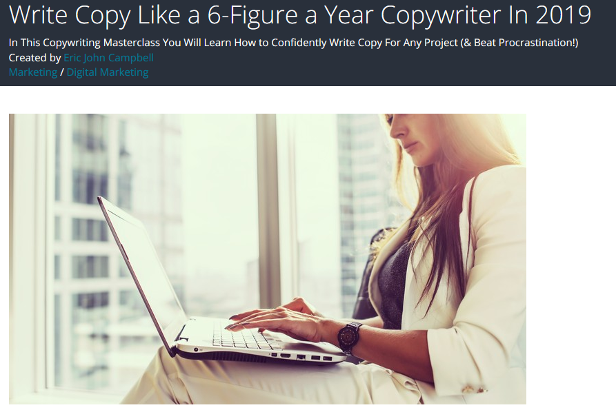 Write Copy Like a 6-Figure a Year Copywriter In 2019 Download