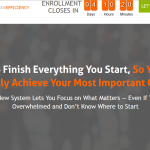 AsianEfficiency Finisher's Fastlane – Increase Your Productivity And Focus Download
