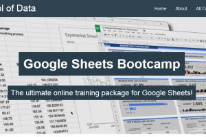 Ben Collins - Google Sheets Bootcamp Download