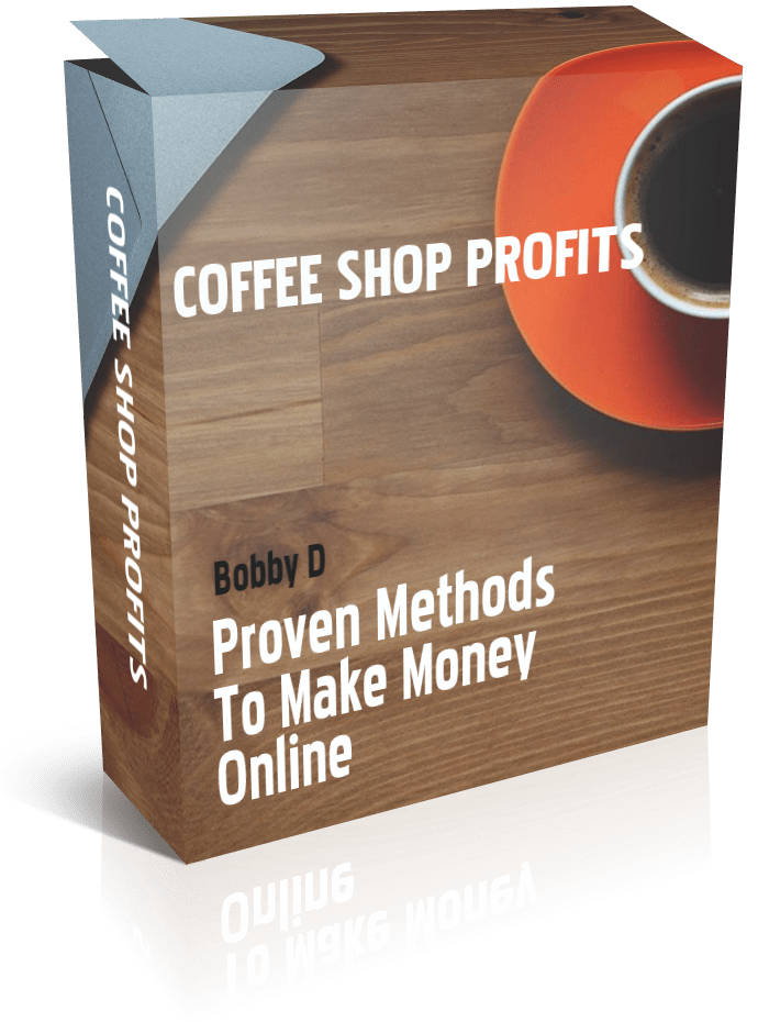 Bobby D - Coffee Shop Profits Download