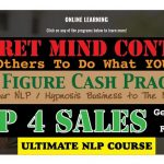 Dr. William Horton - NLP 4 Sales Download