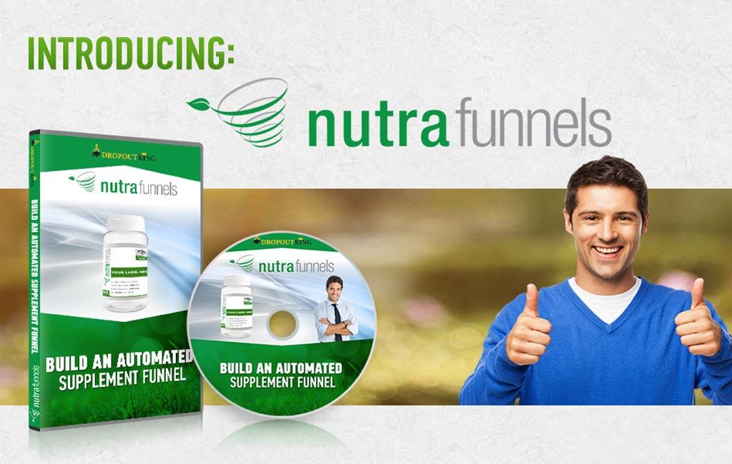 Dropout King - Nutrafunnels Program Download