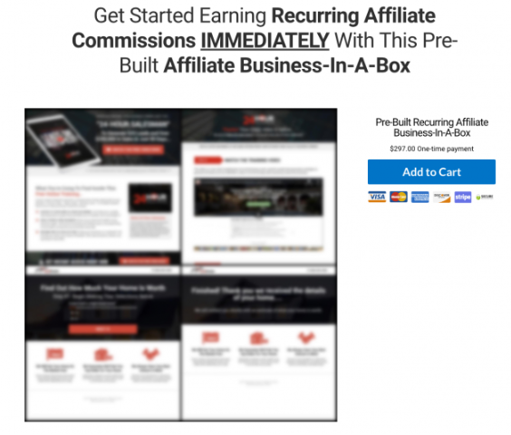 Duston McGroarty – Affiliate Business in a Box Download