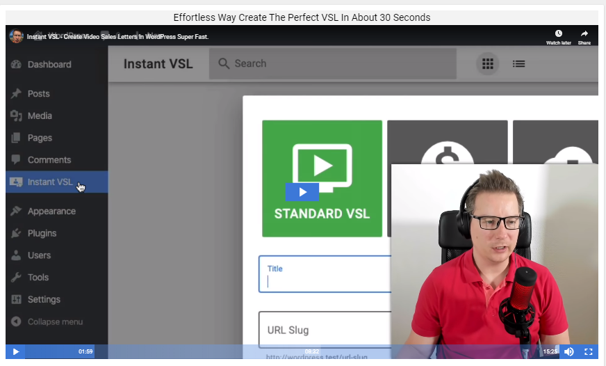 Instant VSL - 10X Your Video Sales For 2020